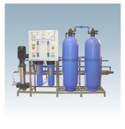 50 Litter per Hours RO System Commercial Plant